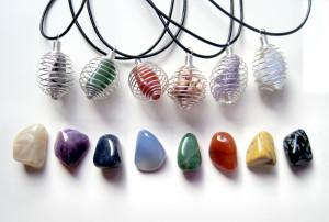 Stone-pendant